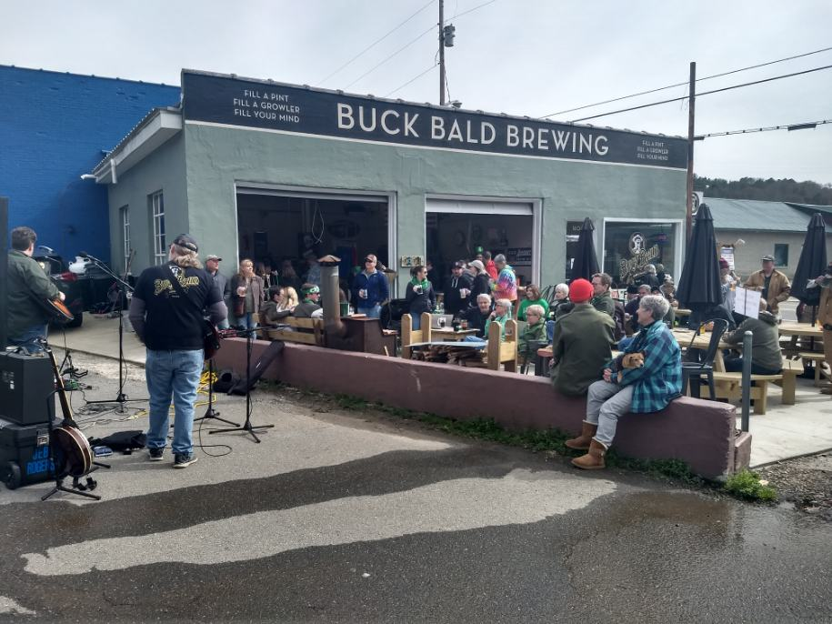 Live Music at Buck Bald