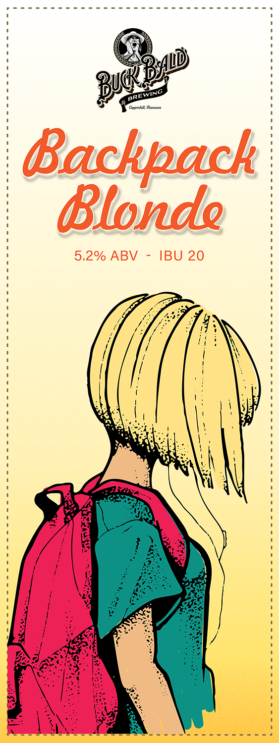 Backpack Blonde Ale (Child)