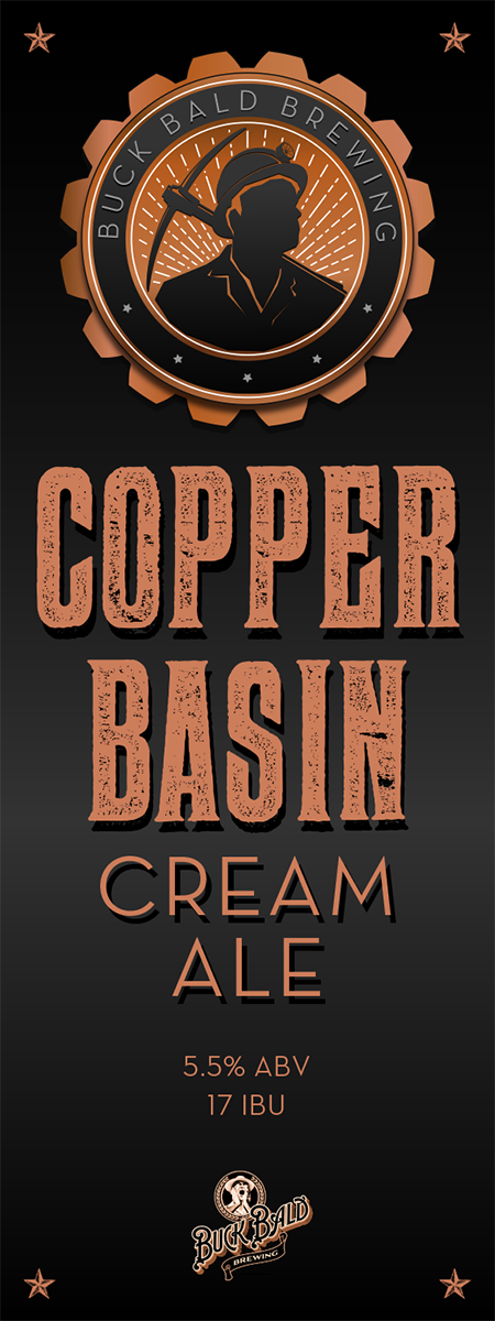 Copper Basin Cream Ale
