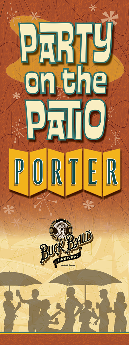 Party on the Patio Porter