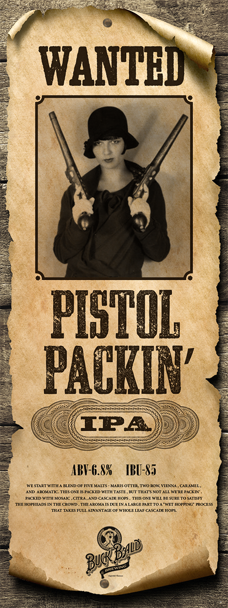 Pistol Packin India Pale Ale
